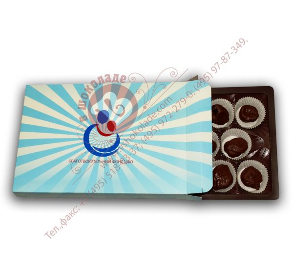 Чернослив в шоколаде-Пенал