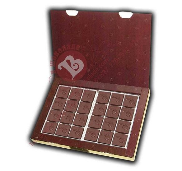группа шоколадных барельефов СМОТРИ