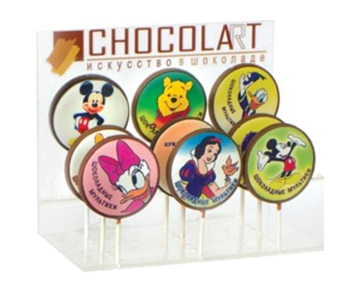 Лоллипоп (шоколад на палочке)