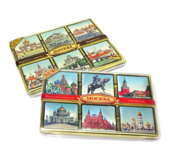 Набор Подарочный с видами Москвы
