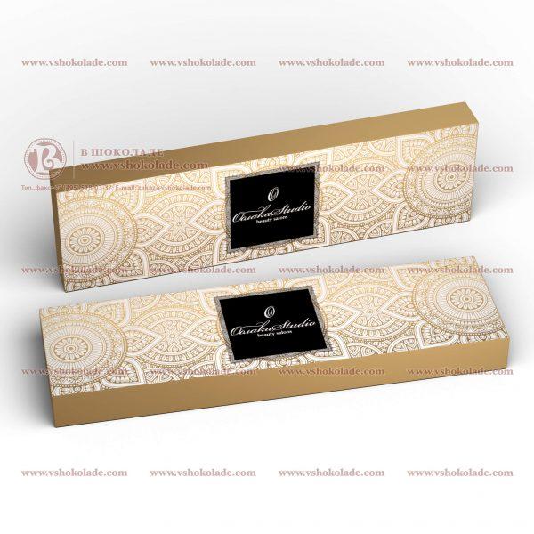 Шоколадный Набор с логотипом Амфитеатр 12
