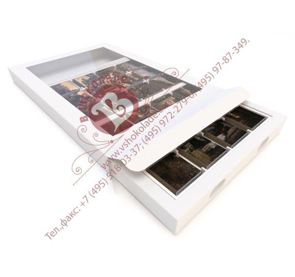Пасхальный набор - 24 шоколадки