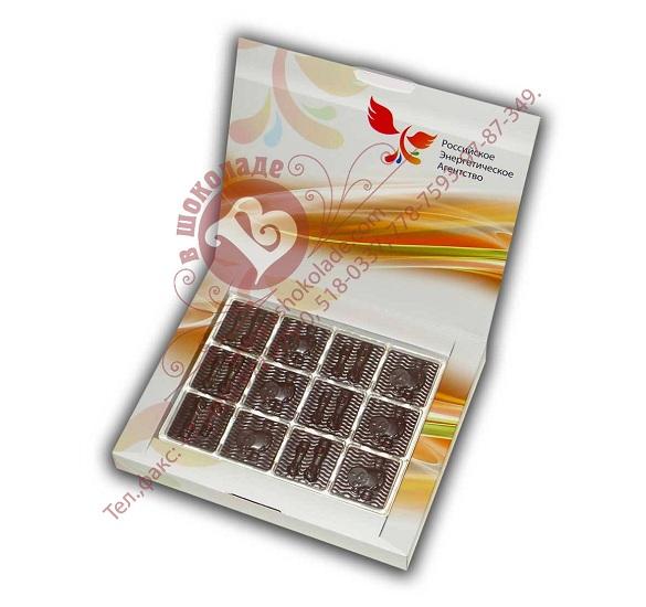 РЭА группа шоколадных барельефов
