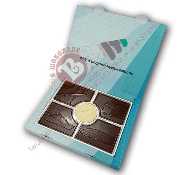 Ространсмодернизация шоколадные барельефы в виде направлений модернизаций