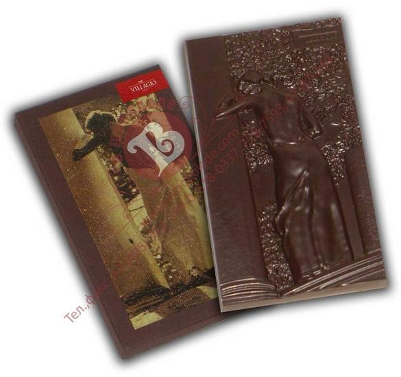 шоколадный барельеф VILLAGIO