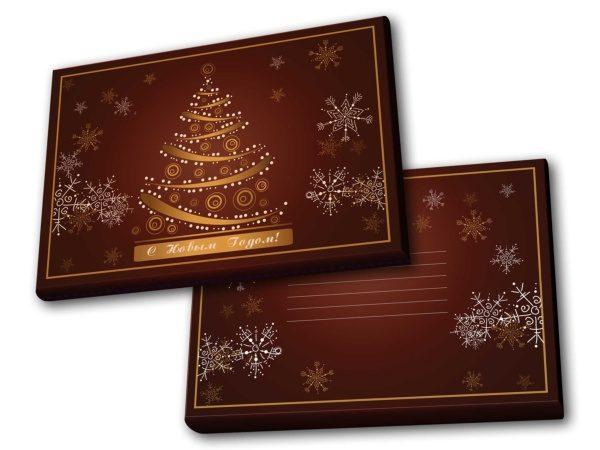 Шоколадный набор 24 Пенал - горизонталь