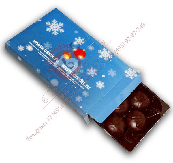 Зефир в шоколаде Standart-пенал