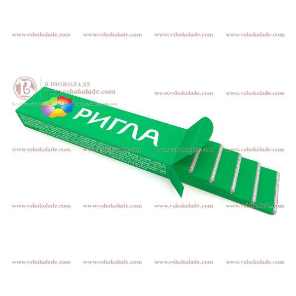Жевательная резинка с логотипом - 5 пластинок в пачке