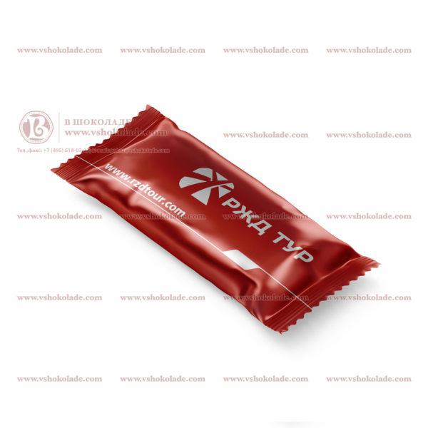 Порционный сахар с логотипом Вашей компании 10 г