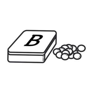 Сладкие монпансье с логотипом